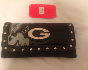 Women wallet black