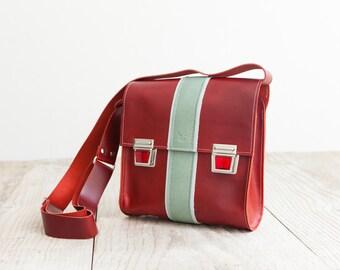 Leather bag of Haeute, Medium size