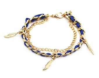 Metal little pea Bracelet