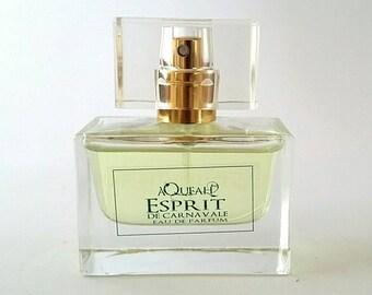 Esprit de Carnaval, Spirit of carnival :tropical fruity perfume- gourmand perfume -summer perfume- fresh fragrance- spring fragrance
