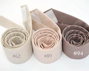 No#62, #89, #94, matte linen taupe,nude,champagne,ivory,sand dollar, ties,groomsmen,men, neutral nude wedding, earth tone ties wedding