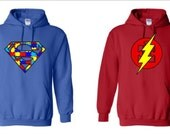 Autism Superhero Adult Hoodies