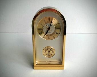 Bulova Clocks Etsy