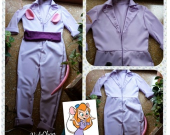 gadget chip and Dale costume