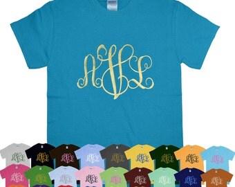 Monogram T-Shirt - Tees2urdoor