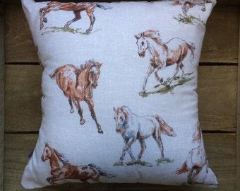 Horse Cushion / Pillow
