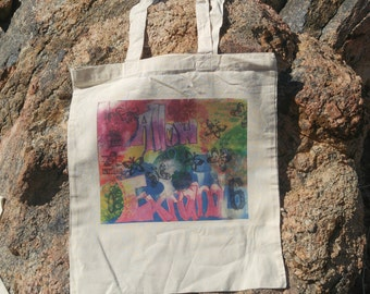 Allow & Expand Tote