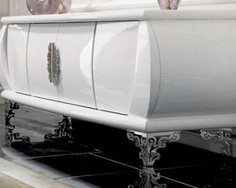 avangarde luxury stainless steel legs