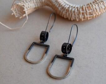 """Earrings """"reflex"""" series II mod. TO"""