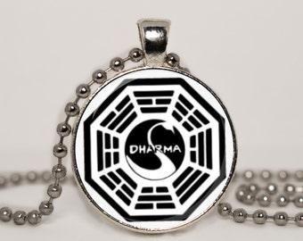 Dharma Initiative Pendant Necklace
