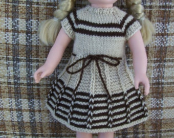 American Girl doll clothes, 18 inch doll dress  NEW