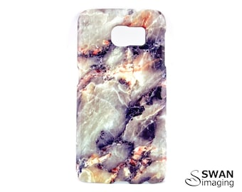 Marble Phone Case ~ Samsung Galaxy Phone case ~  for Samsung Galaxy S8, S8 Plus, S7, S6, S5, S4, S3, Note 2, Note 3, Note 4, Note 5