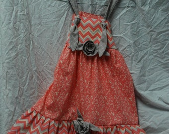 Girls Knot Dress