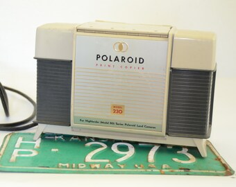 Polaroid Print Copier Model 230, to use with Land Camera Models 80 & 80A