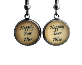 Fairytale Earrings - Happily Ever After