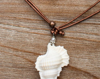 Necklace Seashell pendant charm-Starfish necklaces -jewelry