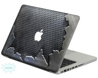 Surface Shedding Decal Mac Stickers Macbook Decal Macbook Stickers Apple Decal Mac Decal Stickers