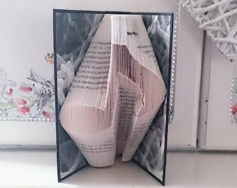 Music Note Book Folding Pattern. DIY. Make your own gift. Please read Listing. PDF Files Only with Tutorial.