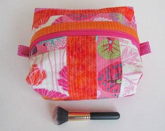 Box zip bag