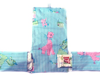 Baby Changing Pad - Oilcloth