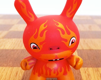 Kid Robot JUDAS 666 DUNNY designed by Hula+Hula, Azteca Series 1, Limited Edition