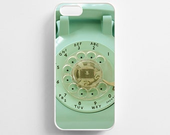 Vintage Rotary Telephone. iPhone 4/4s, iPhone 5/5s, iPhone 5c, iPhone 6, iPhone 6 Plus Case Cover 033