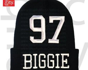 Biggie 97 Hat