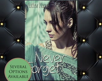 Never Forget Pre-Made eBook Cover * Kindle * Ereader Cover