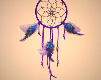 CUSTOM !!! Traditional Native American Dreamcatcher