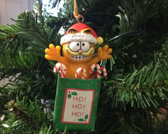 Vintage Garfield Ornament