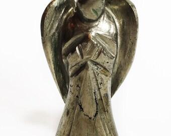 Golden Pyrite Crystal Guardian Angel Natural Gift