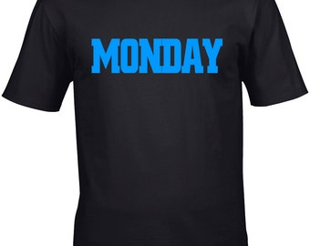 New Order Inspired Mens T-Shirt - 'Blue Monday' Less Obvious Design