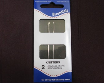 Top Quality Hand Sewing Knitters Needles …
