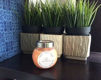 6oz container Soy candle