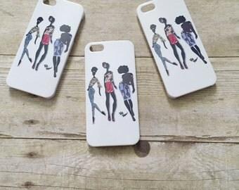Flowerbomb  iPhone 5 case