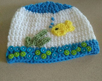 Fishbowl hat