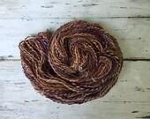 Handspun merino wool, 158yds, 3.5 oz, *Sunset*