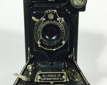 Kodak No. 1 Autographic Kodak Jr. Camera