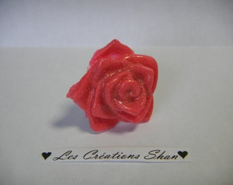 Flower Rose ring