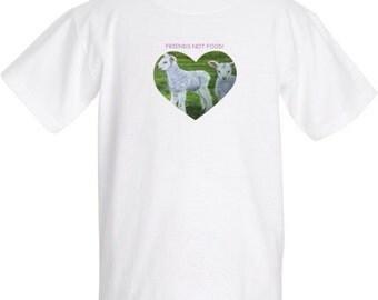 Kids vegan Tshirt