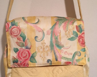 Spring Diaper Bag with Changing Pad