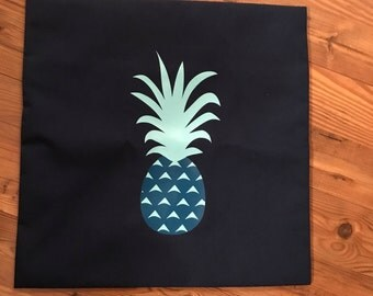 """Pineapple 18"""" Pillow Cover"""