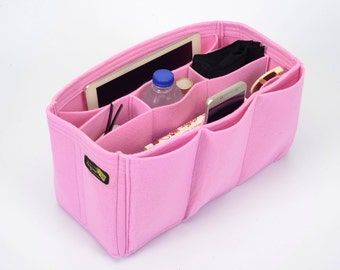 Purse Organizer with Removable Velcro Middle Compartments for Louis Vuitton Bags ,LV Organizer with Compartments (Express Shipping)