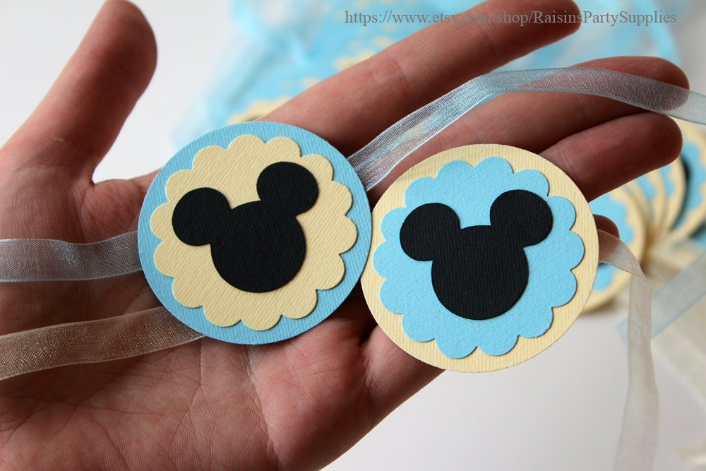 Mickey birthday party decorations baby Mickey Mouse first birthday