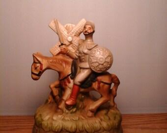 Sankyo Knight Figurine Music Box
