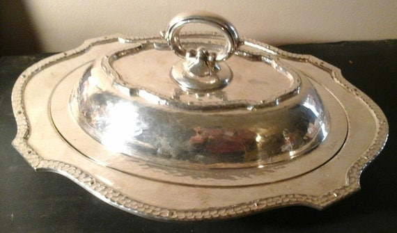 Sheffield Silver Plated Table Tureen