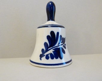 Delft's  Bell, Handpainted, Windmill Design
