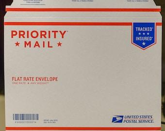 Priority Mail, RUSH