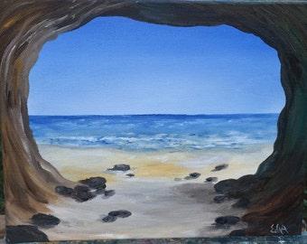 Sea Cave II