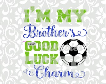 Soccer Sister SVG for  Silhouette or other craft cutters (.svg/.dxf/.eps)